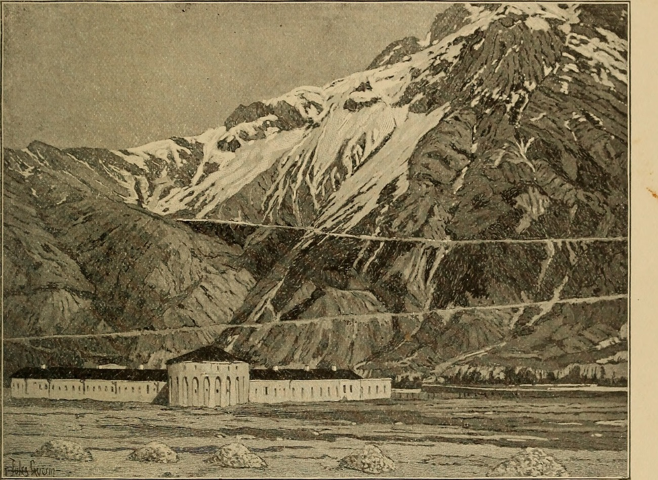 რუსული ციხე-სიმაგრე დარიალში